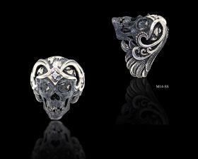 Mortality Skull Ring