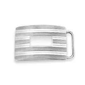 Sterling Belt Buckle