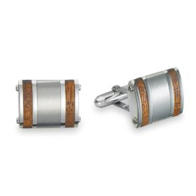 Stainless Cuff Link