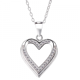 Valentines Special Heart necklace S00001