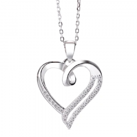 Valentines Special Heart necklace S00002